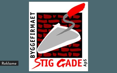 Murer, tømrer og byggefirma Stig Gade